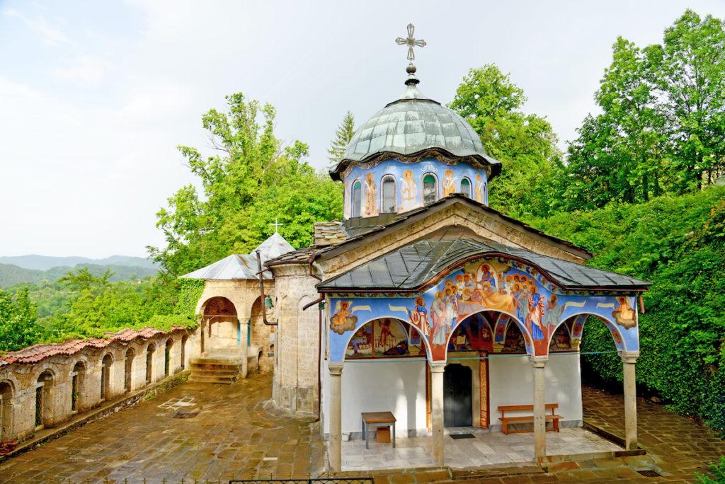 Sokolski Monastery by Victor Later Shutterstock