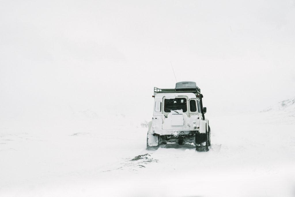 Storm land rover by Amarok Adventures
