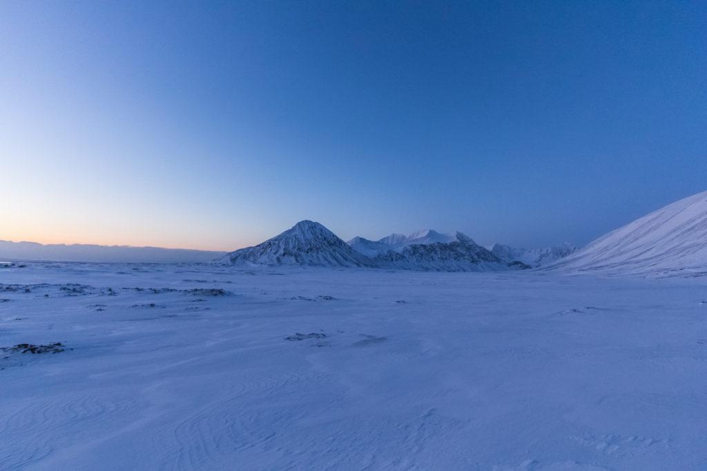Svalbard first light after polar night by Kris Grabiec Shutterstock
