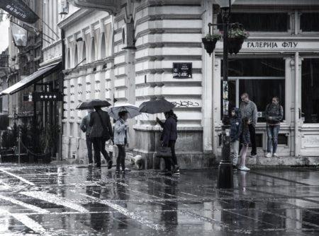 Yearning to return to Belgrade