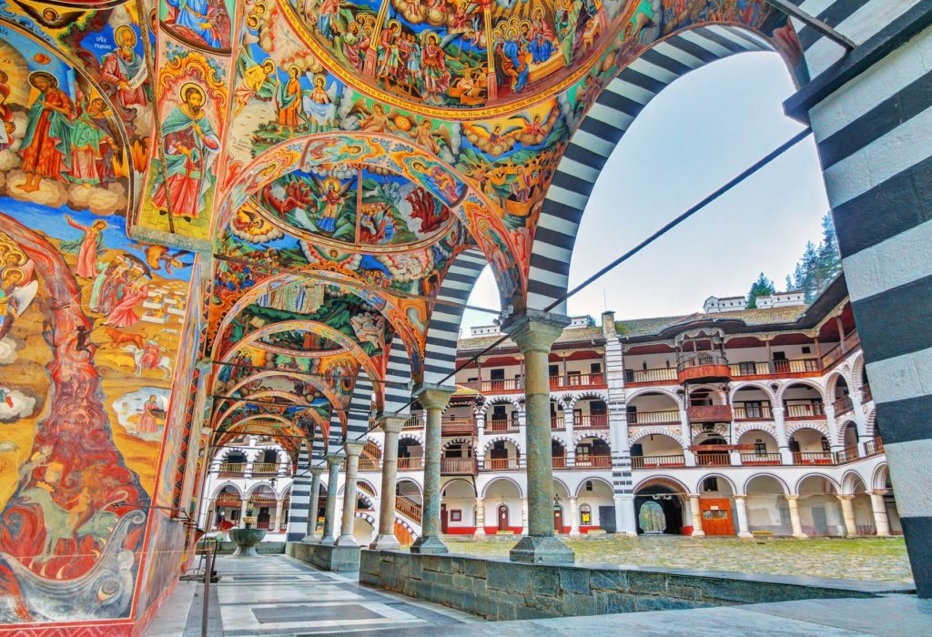 Rila Monastery best of Bulgaria