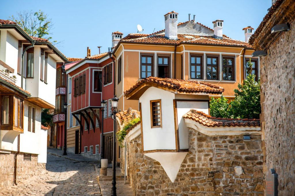 Plovdiv best of Bulgaria