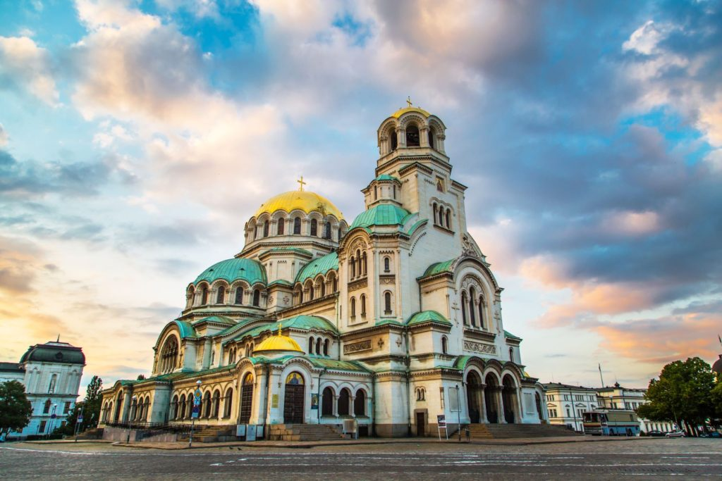 St Aleksandur Nevski Church Sofia best of Bulgaria
