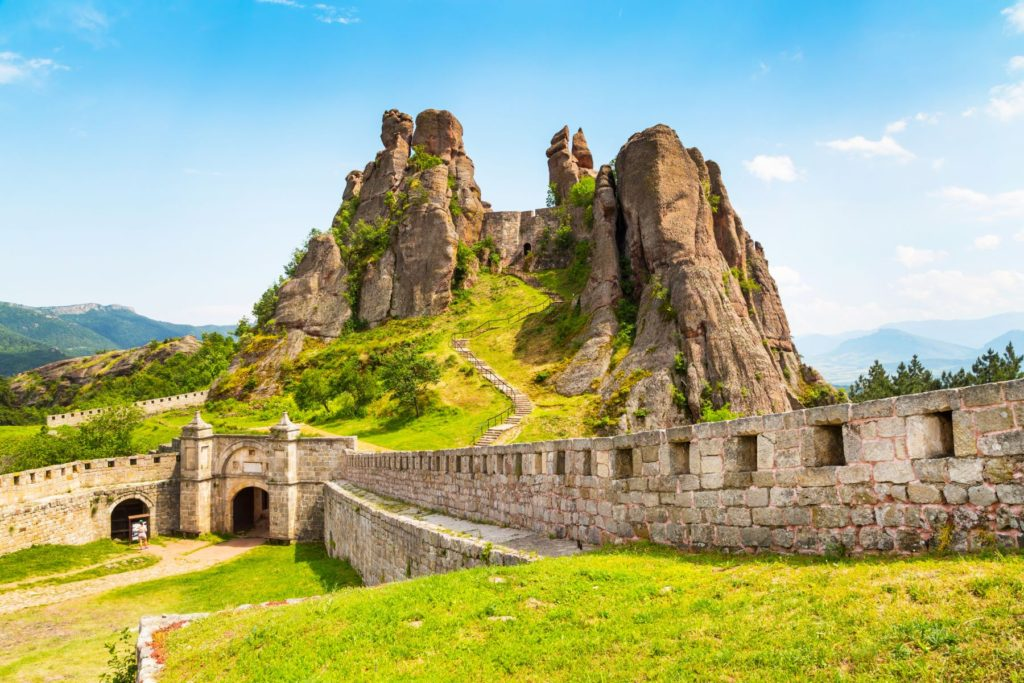 Belogradchik best of Bulgaria