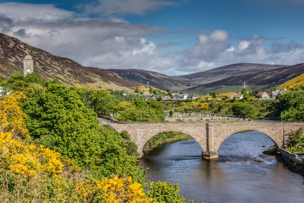Helmsdale Far North Line Scotland Scottish rail trips by Claude Van Massenhowe Shutterstock