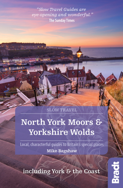 North York Moors & Yorkshire Wolds Including York & the Coast (Slow Travel)