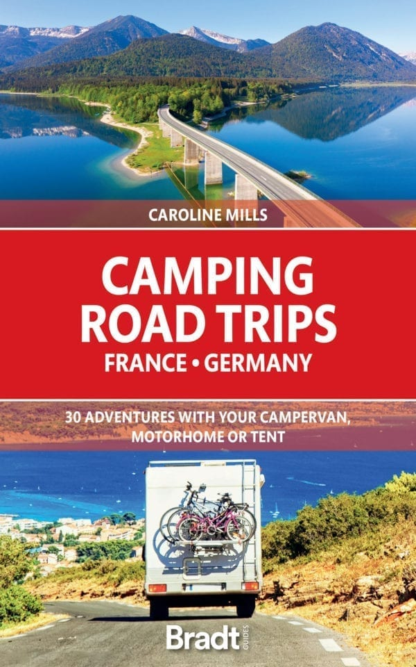 Camping Road Trips France & Germany