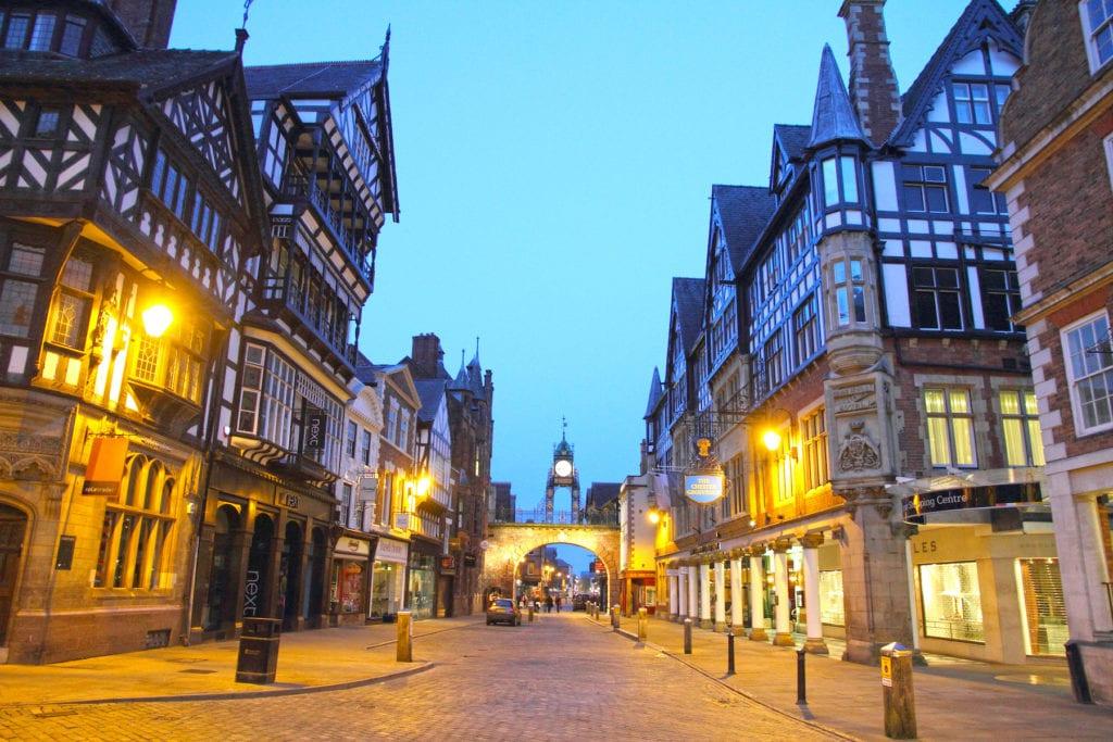 Chester Cheshire by Ana del Castillo Shutterstock alternative British summer guide