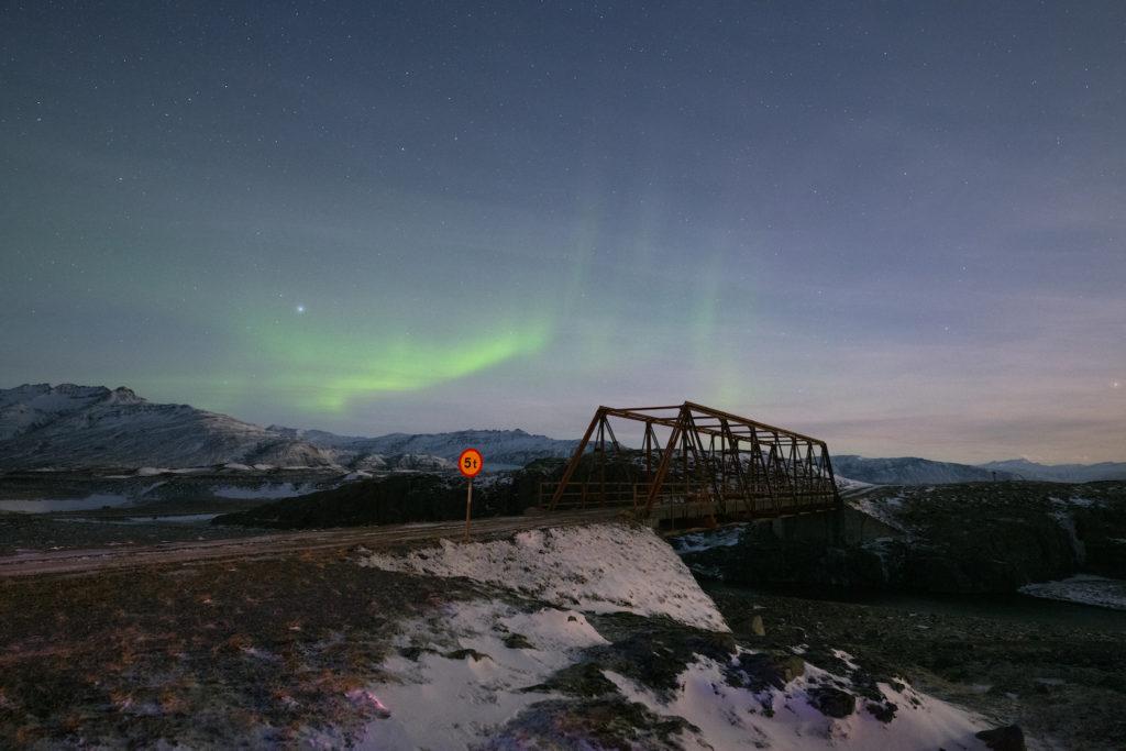 Aurora Borealis by Scott Bennett