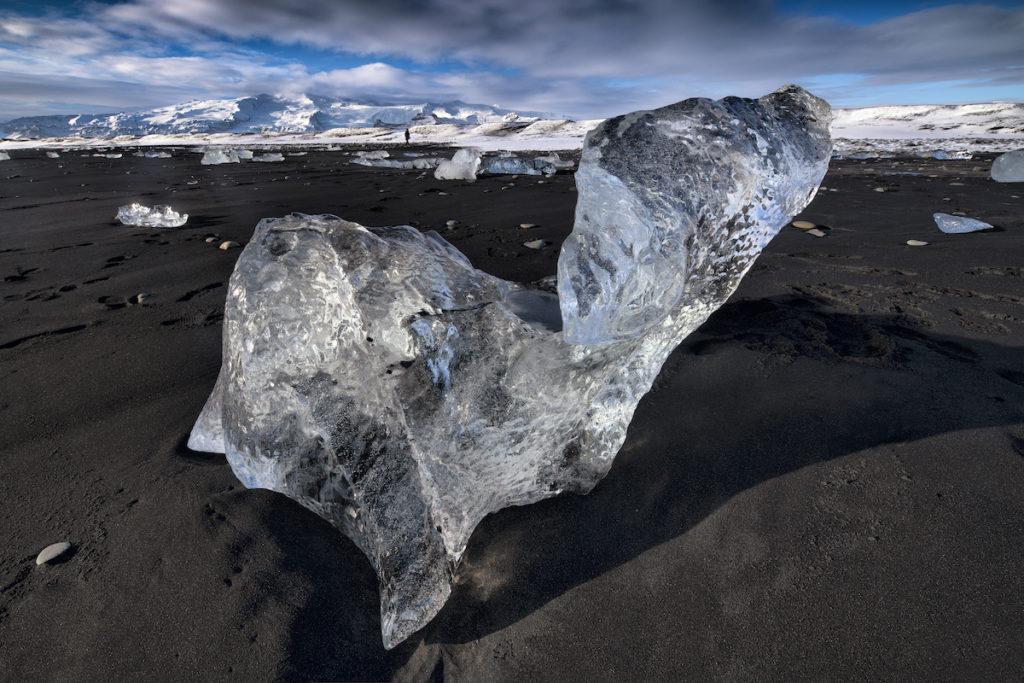 Diamond Beach Iceland by Scott Bennett