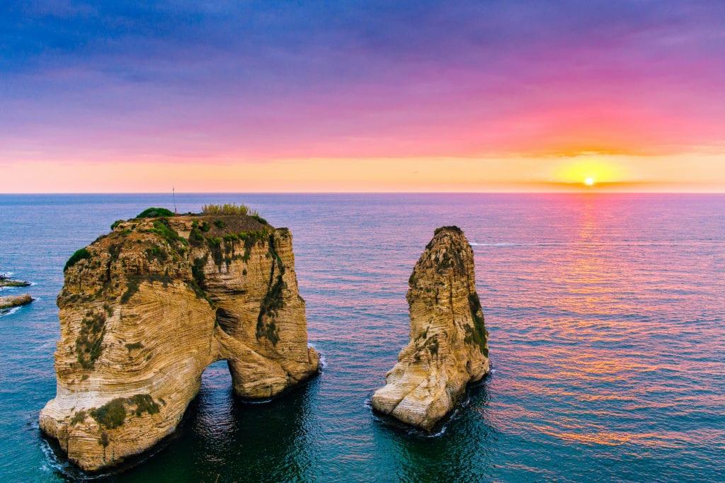Lebanon by Baishev Shutterstock