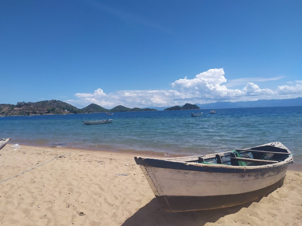 Beach Likoma Island Malawi by Matt Smith