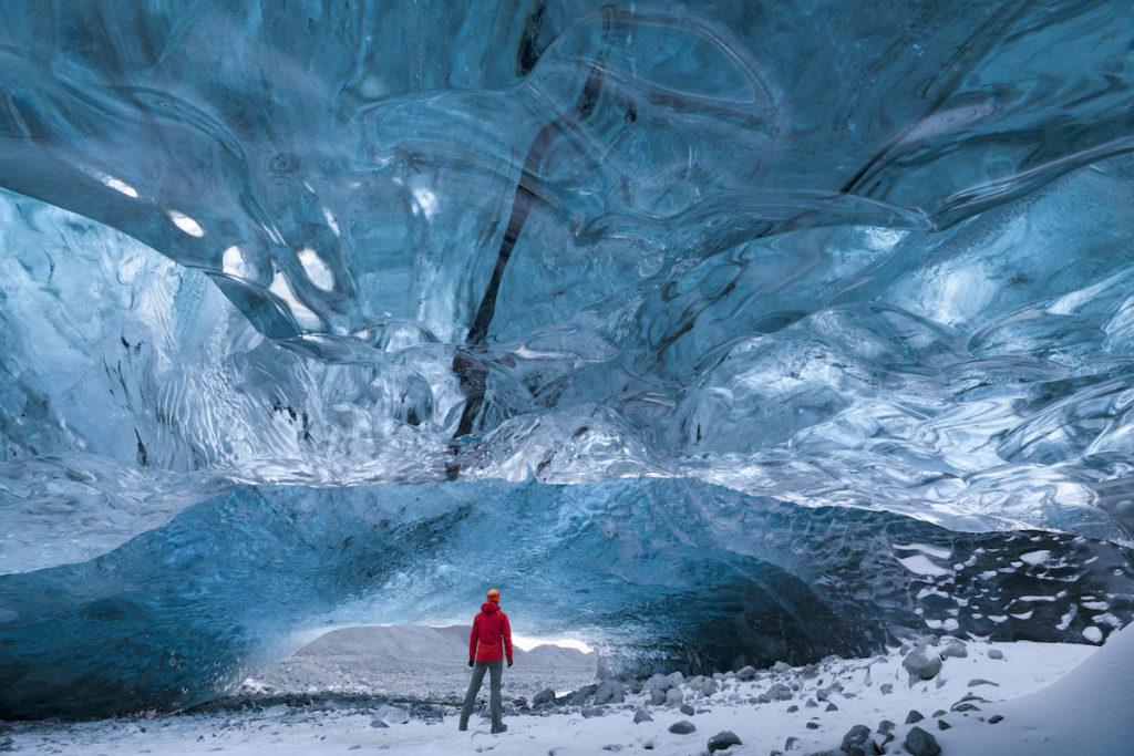 Sapphire Cave by Scott Bennett