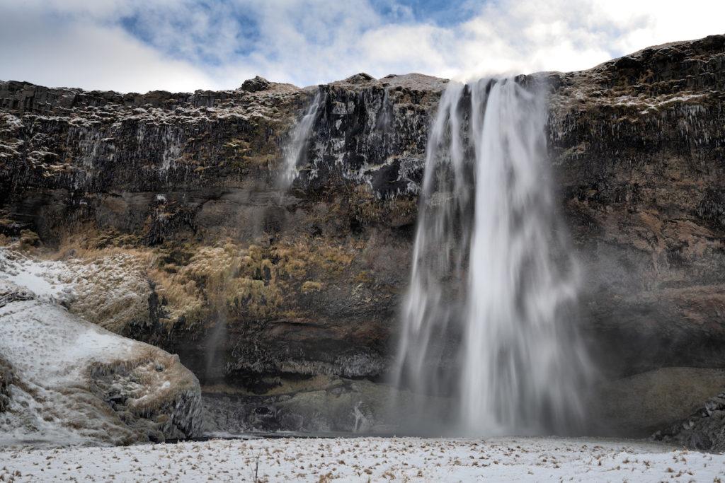 Seljalandfoss Waterfall by Scott Bennett