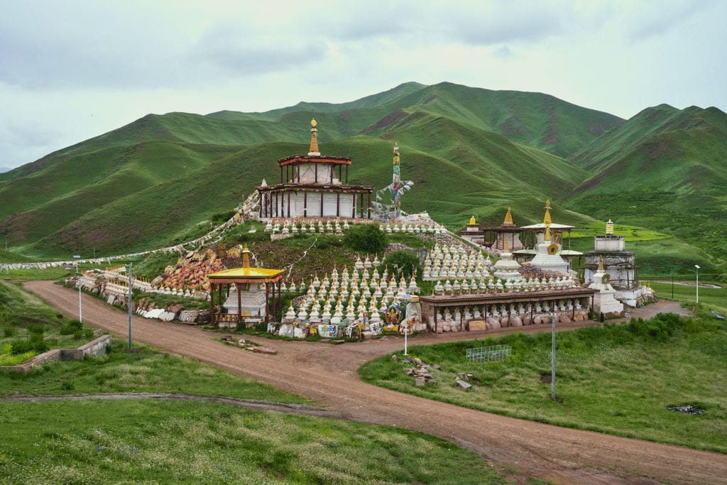 Tibet by Nicholas Holt