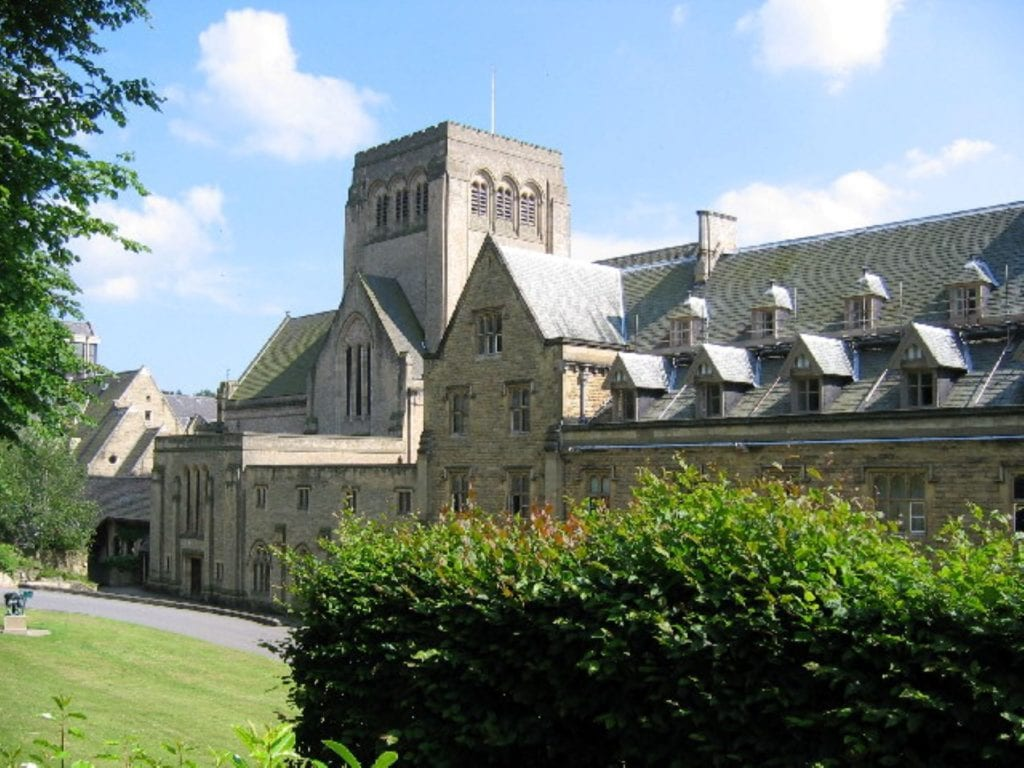 Ampleforth Abbey, Yorkshire, Stephen Horncastle