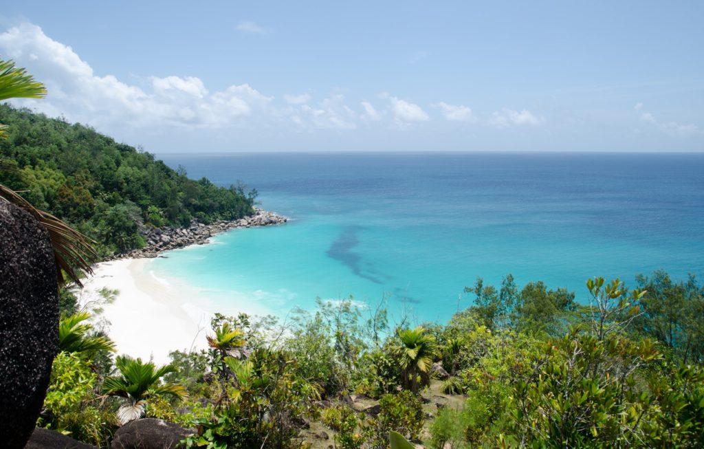 Anse Georgette Praslin Seychelles by Ron Barabash Unsplash