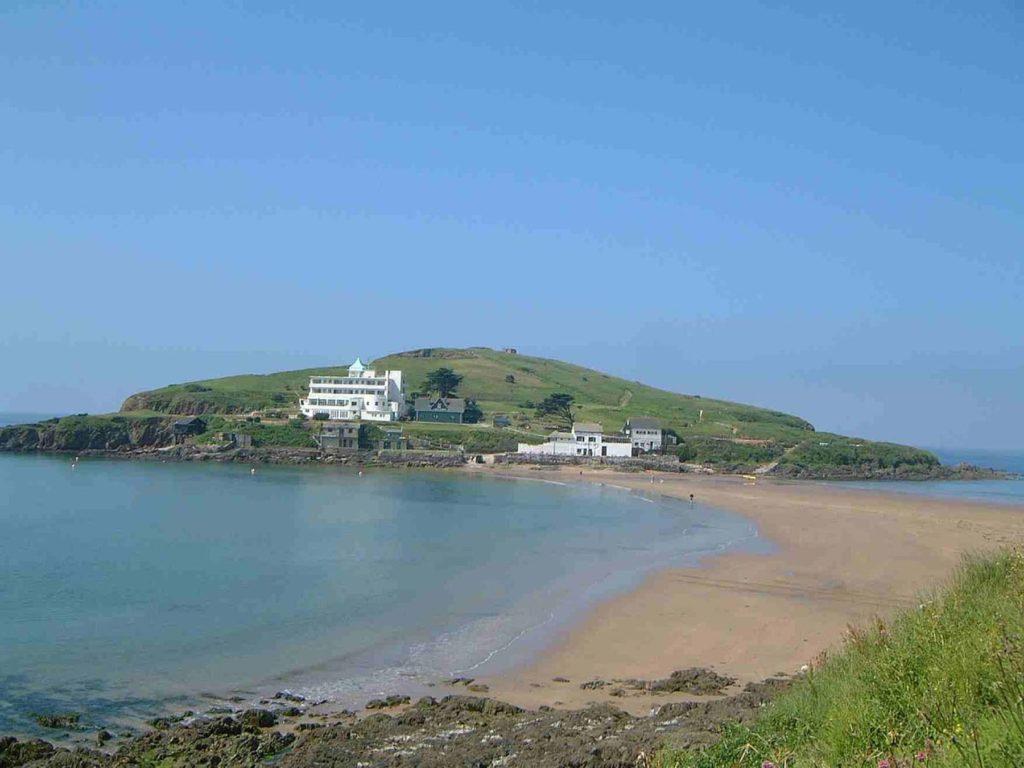 Burgh Island, South Devon, Mick Knapton