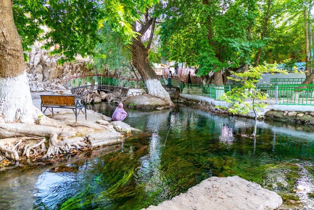 Chilu Chor Chasma Springs Tajikistan cultural heritage by AlexelA Shutterstock