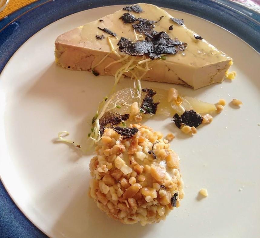 Dana Facaros Lockdown takeaway truffles France