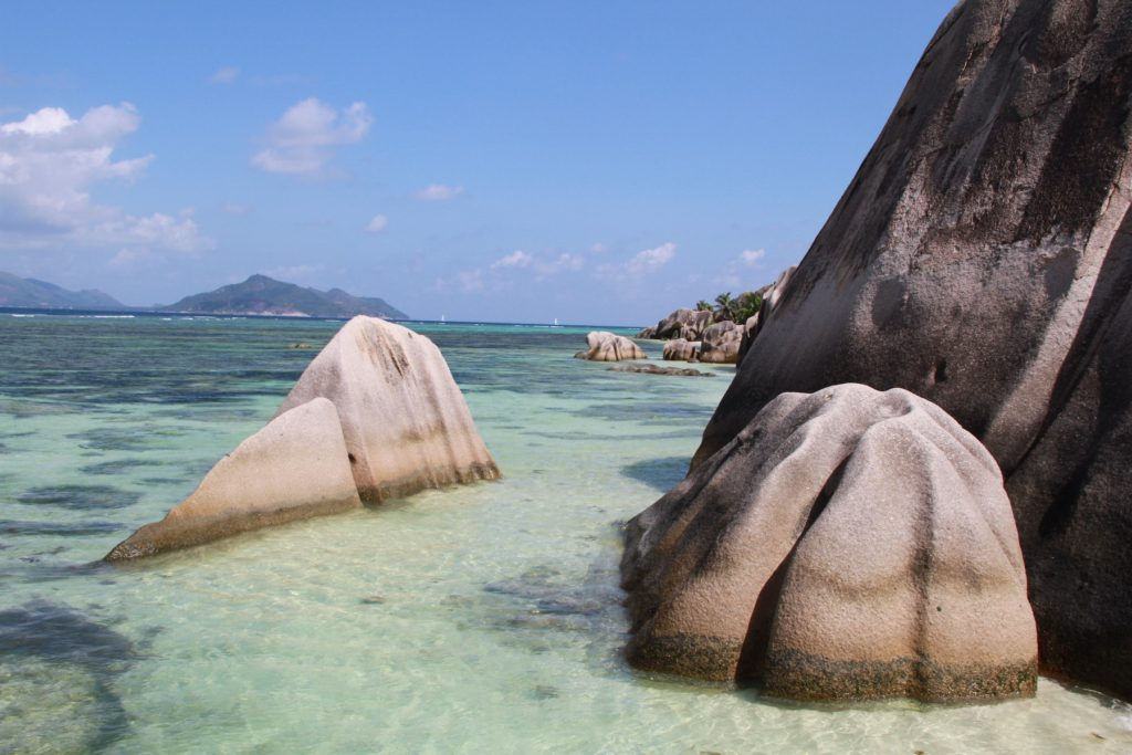 Granite Rocks La Digue Seychelles by iMike Stettler Unsplash