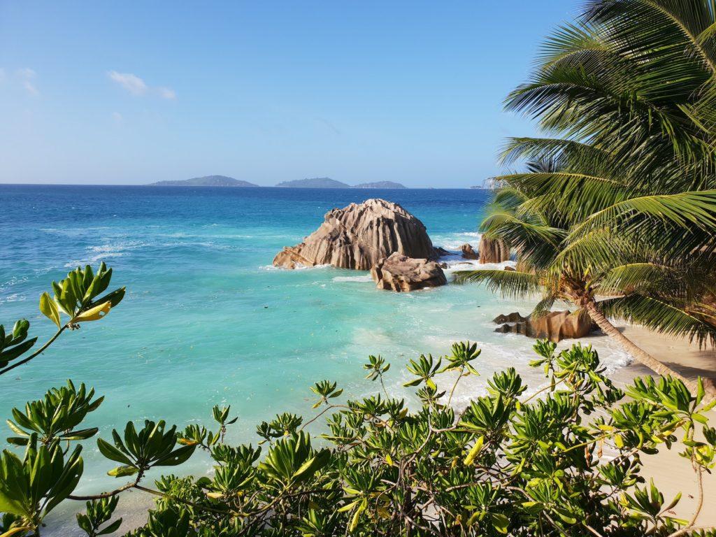 Beach La Digue Seychelles by Christian Cacciamani Unsplash