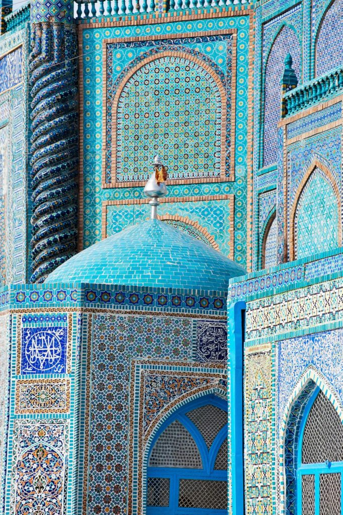 Afghanistan Simon Urwin September Travel Club piece