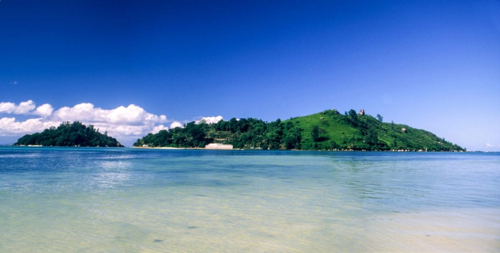 St Anne Marie National Park Mahe Seychelles by Giampaolo Cianella Shutterstock