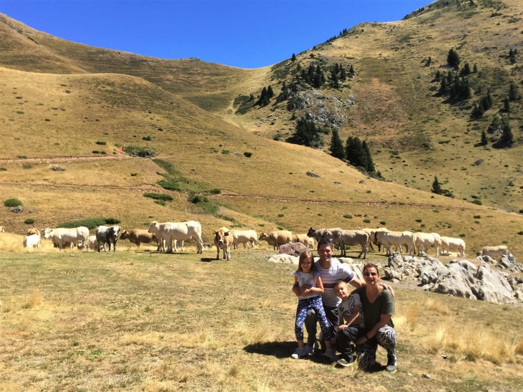 Phillips Family French Pyrenees Lockdown Article by Adrian Phillips