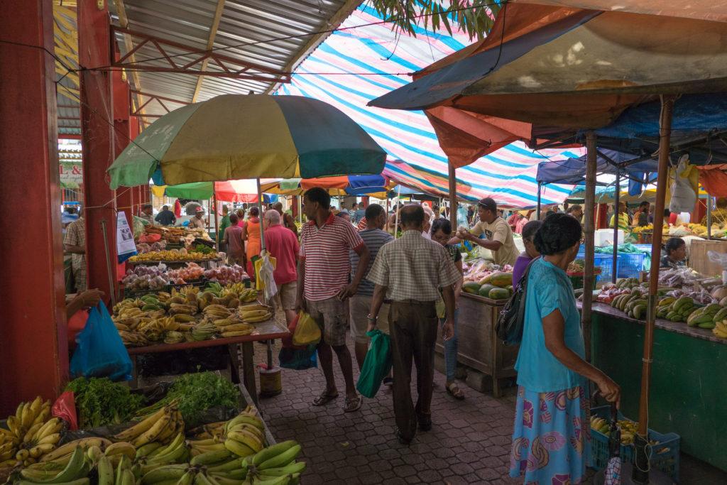 Victoria Market Victoria Seychelles by So Seychelles Wikimedia Commons
