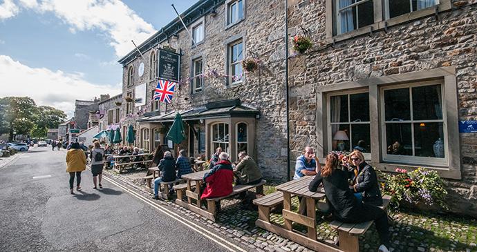 Grassington, Yorkshire Dales, Hanna Grzesik Shutterstock
