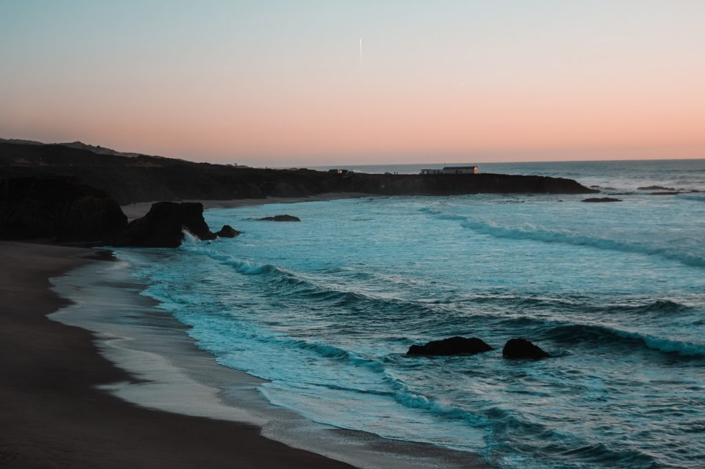 Almograve Alentejo coast