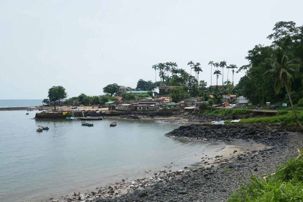 Porto Alegre Sao Tome Principe by Ji-Elle Wikimedia Commons