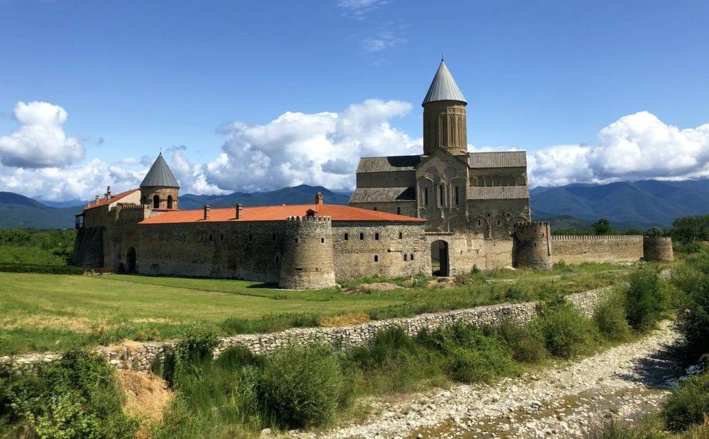 Cathedral of St George Alaverdi Georgia by Max Benidze Flickr