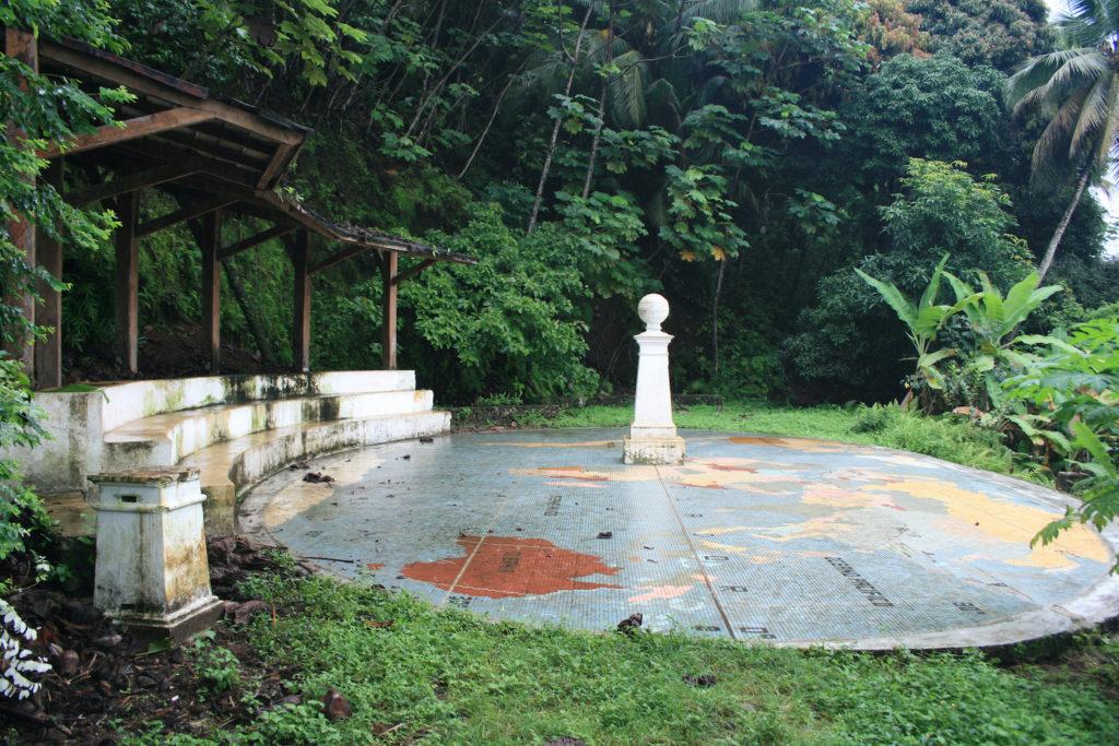 Equator point Ilheu Das Rolas Sao Tome Principe by BOULENGER Xavier Shutterstock