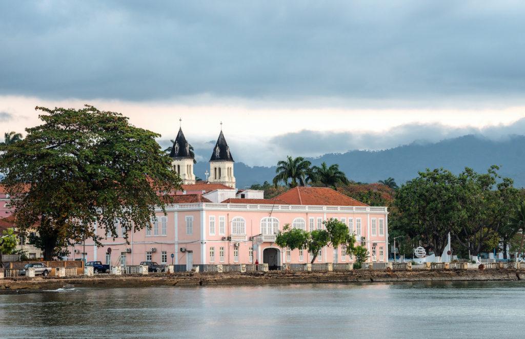 Sao Tome City Sao TOme Principe by mbrand85 Shutterstock