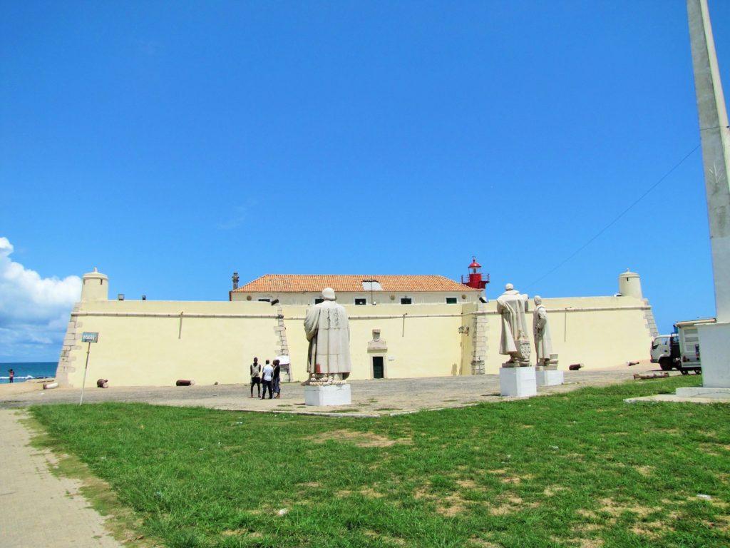 Museo Nacional Sao Tome city by Chuck Moravec