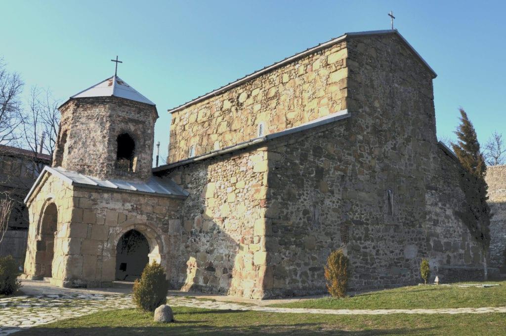 Zedazeni Monastery Georgia by Milan Tvrdy Flickr