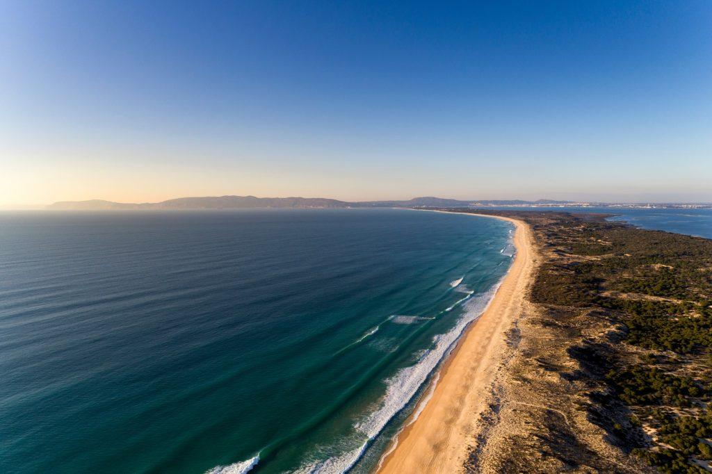 Comporta beach Alentejo coast