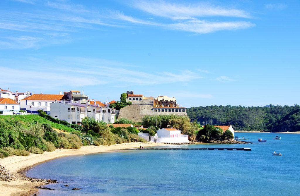 Vila Nova de Milfontes Alentejo coast