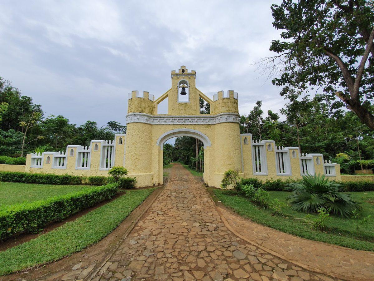 Belo Monte plantation Sao Tome Principe by Carlos de Miguel