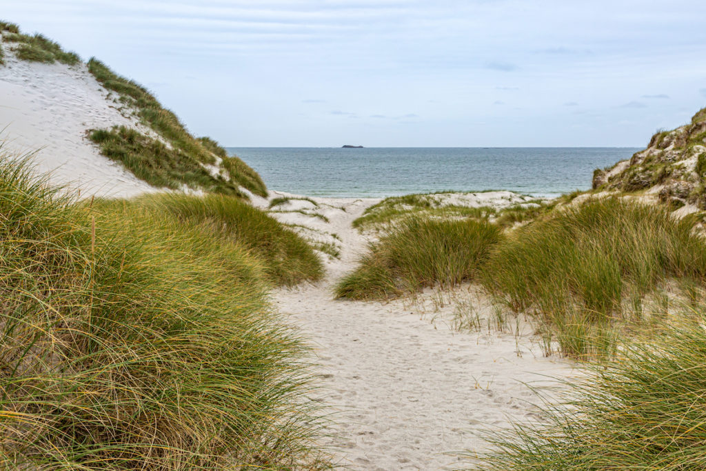 Berneray Outer Hebrides by Melanie Hobson Shutterstock
