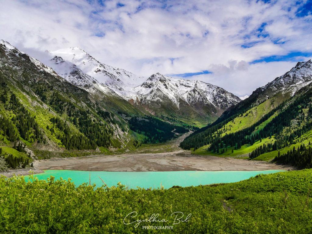 Big Almaty Lake Kazakhstan Cynthia Bil