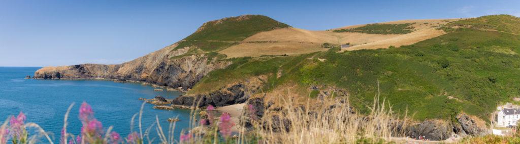 Cardigan Bay Wales by Kevin Mallon Shutterstock wildlife breaks Wales