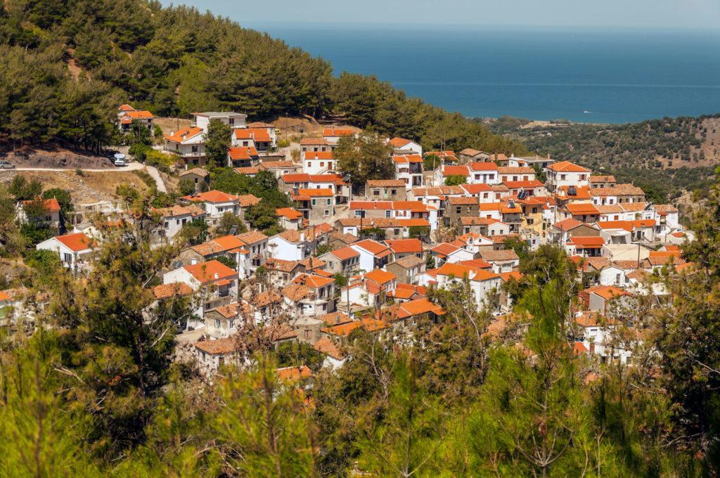 Chora Samothrace Northern Greece Eduard Constantin Shutterstock