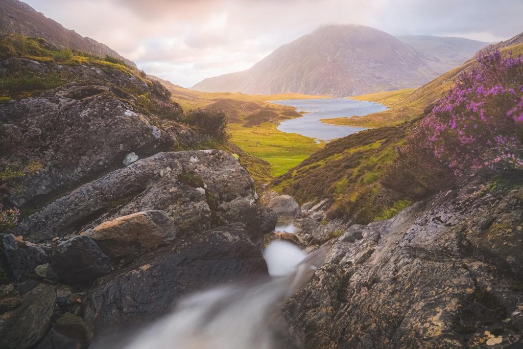 Cwm Idwal Snowdonia Wales by Stephen Bridger Shutterstock