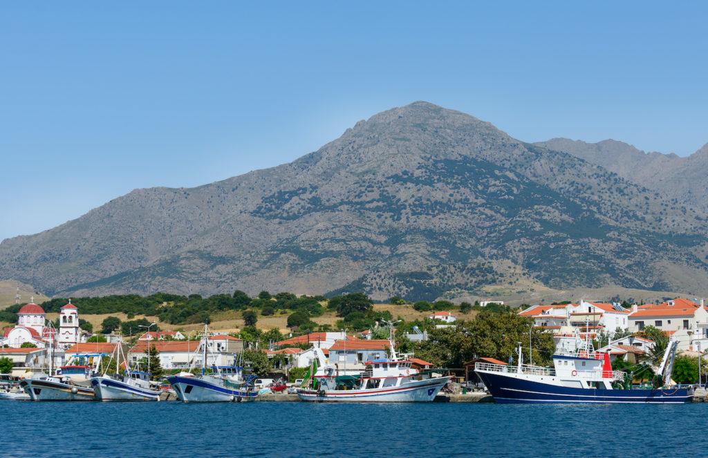 Kamariotissa Samothraki Northern Greece by Giovanni Rinaldi Shutterstock