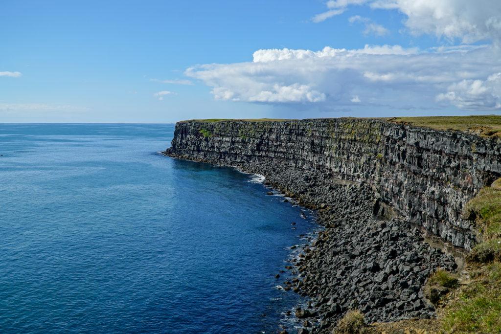 Krysuvikurbeg cliffs Iceland by Kristian Forkel Shutterstock