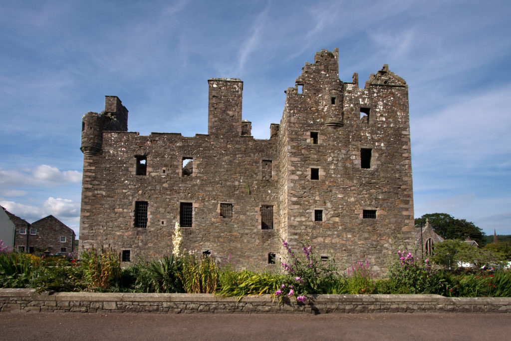 MacLellan's Castle Kircudbright Dumfries and Galloway by Heartland Arts Shutterstock