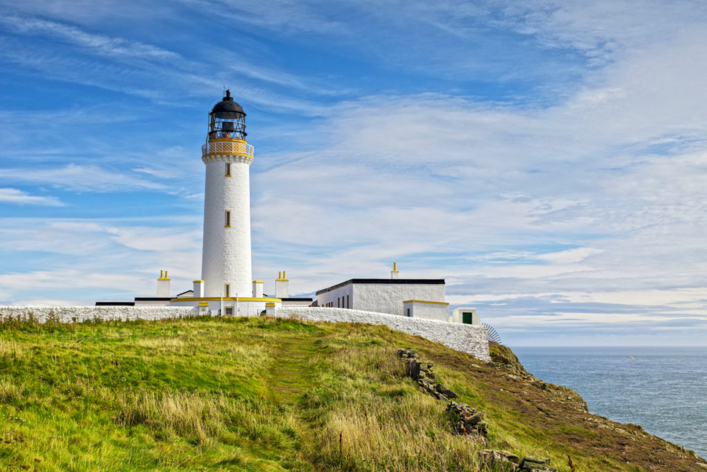 Mull of Galloway Dumfries and Galloway by travellight SHutterstock
